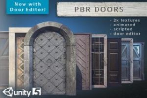 PBR Doors pack