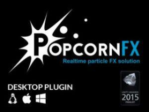 PopcornFX Particle Effects Plugin (Windows Mac Linux)