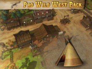 Pro Wild West Pack