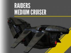 Raiders – Medium Cruiser