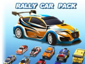 Rally-Car-Pack