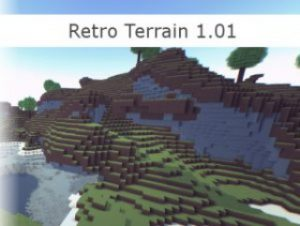 Retro-Terrain