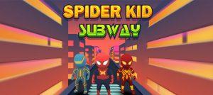 Spider Kid Subway