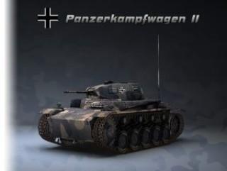Tank PzKpfw II
