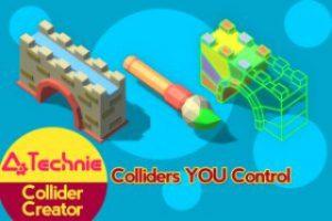 Technie Collider Creator