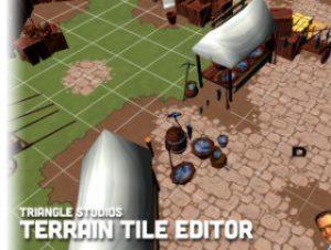 Terrain Tile Editor
