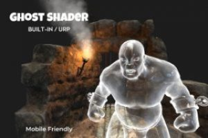 URP – Ghost Shaders