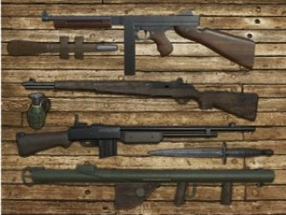 World War 2 Weapons Pack