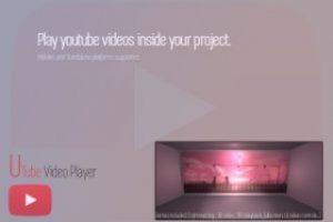 Youtube video player + Youtube API