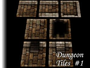 HardStuff's Dungeon Tiles #1