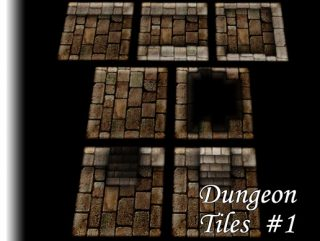 Read more about the article HardStuff's Dungeon Tiles #1