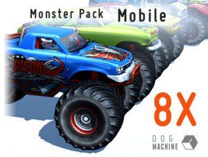 Monster Truck Pack