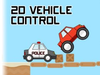 2D Vehicle Controller
