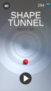 Shape-Tunnel