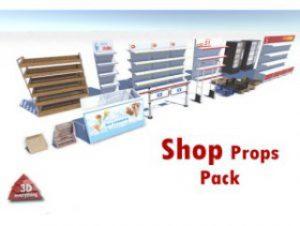 Shop Props Pack
