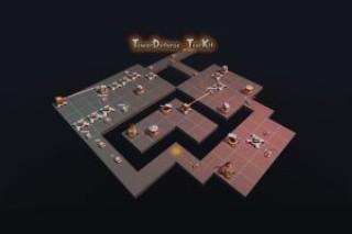 Tower Defense Toolkit 4 (TDTK-4)