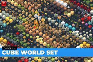 Cube World – Proto Series