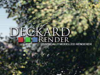 Deckard Render