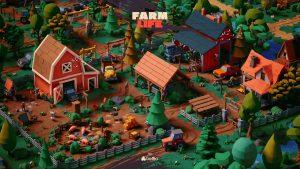 Farm Life – UE4 Unity3D FBX Stylized LowPoly Art Package