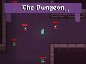 Read more about the article The Dungeon Game Kit