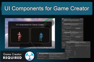 Read more about the article UI Components for Game Creator