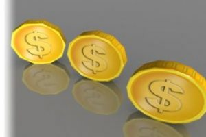 Read more about the article Coin, Dollar Bag and Gold