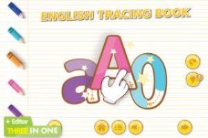 English-Tracing-Book