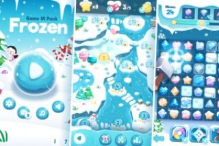 Frozen GUI Pack