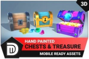 Read more about the article Hand Painted Chests & Treasure