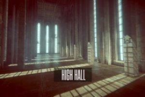 High Hall – medieval