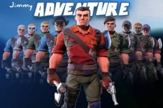Jimmy adventure – Stylized character