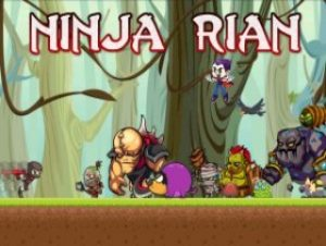 NINJA RIAN – COMPLETE GAME