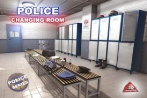 Police Changing Room