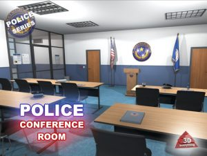 Read more about the article Police Conference Room
