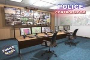 Read more about the article Police Security Control Room