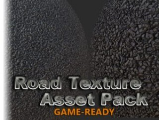 Road Texture Pack Game-Ready