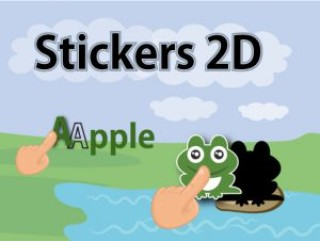 Stickers 2d