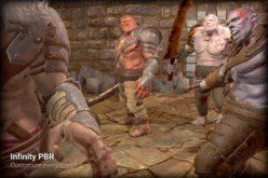 Troll Character RPG Fantasy PBR