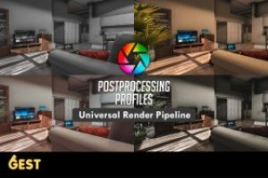 URP Post Processing Profiles