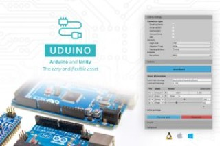 Uduino – Arduino and Unity communication, simple, fast and stable