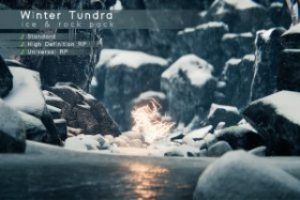 Read more about the article Winter Tundra – Ice & Rock Pack