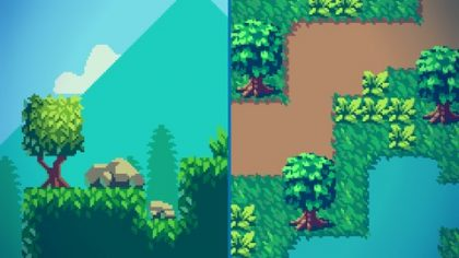 Create Stunning Pixel Art Tilesets for Games