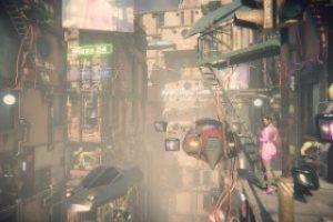cyberpunk – Transformer City
