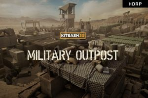military-outpost-hdrp