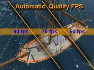 Automatic Quality FPS – Unity Auto-quality