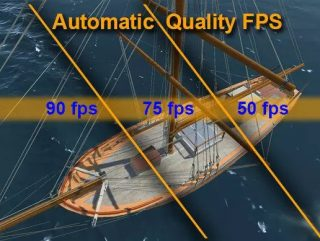 Automatic Quality FPS – Unity Auto-quality