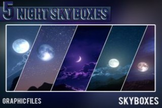 5 Night Skyboxes