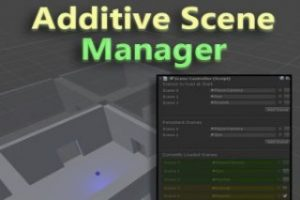 Additive Scene Manager