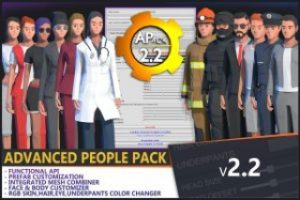 Advanced People Pack