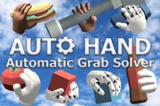 Read more about the article Auto Hand – VR Physics Interaction
